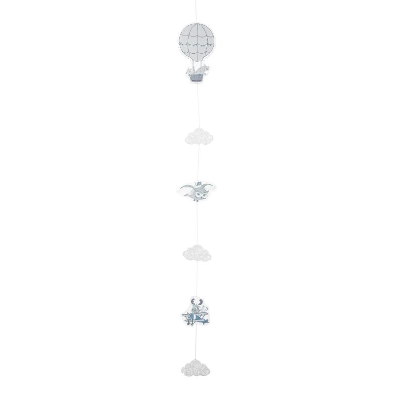 Image of Bloomingville uro skyer og luftballon (1432383)