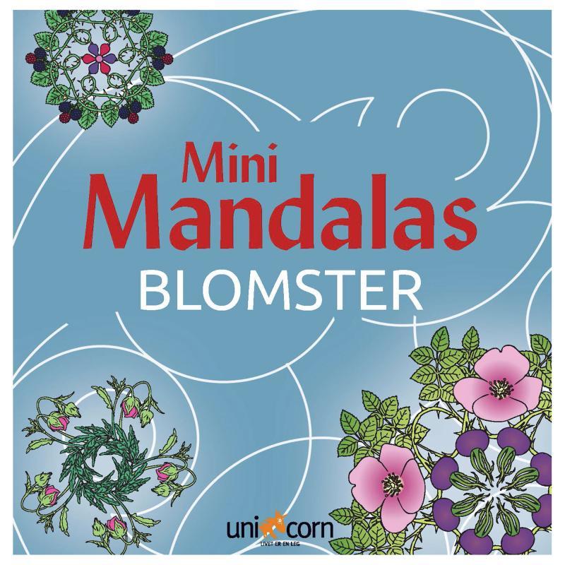 Image of Mini Mandalas Blomster (1434581)