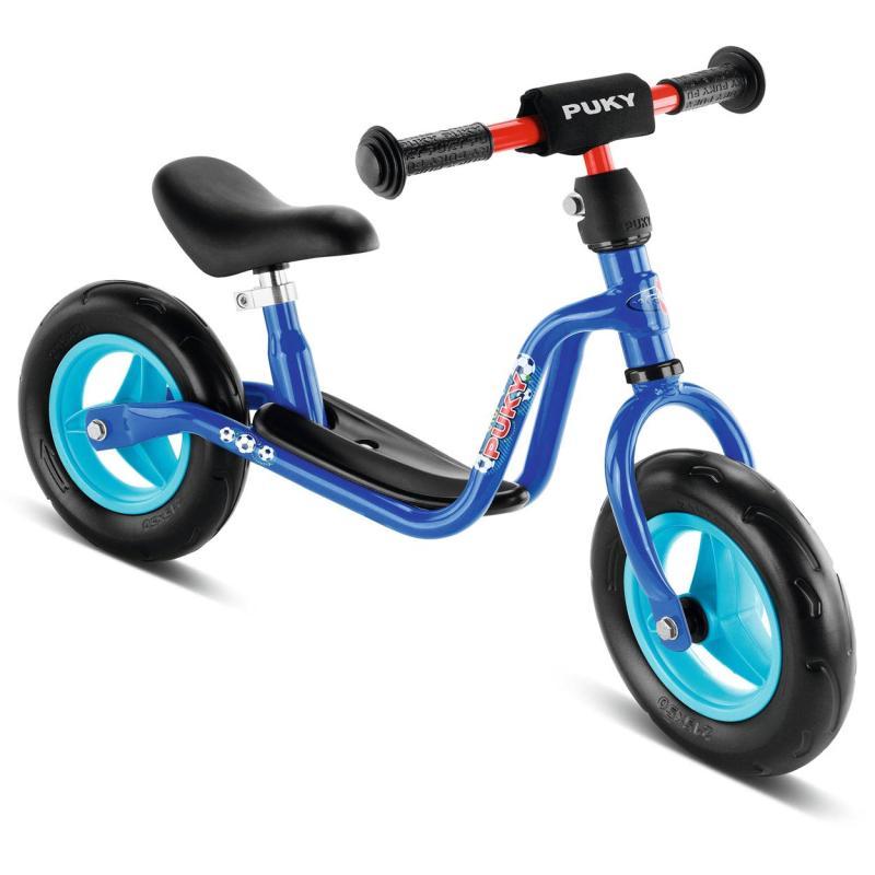 Løbecykel medium, blå