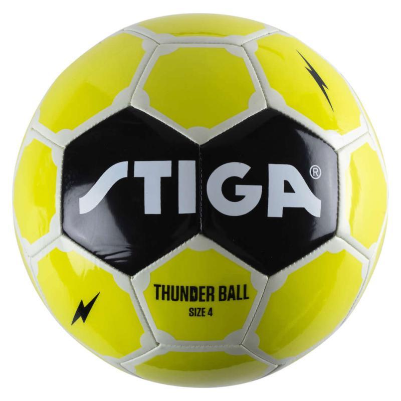 Image of Fodbold Stiga Thunder, størrelse 4 (1000214)