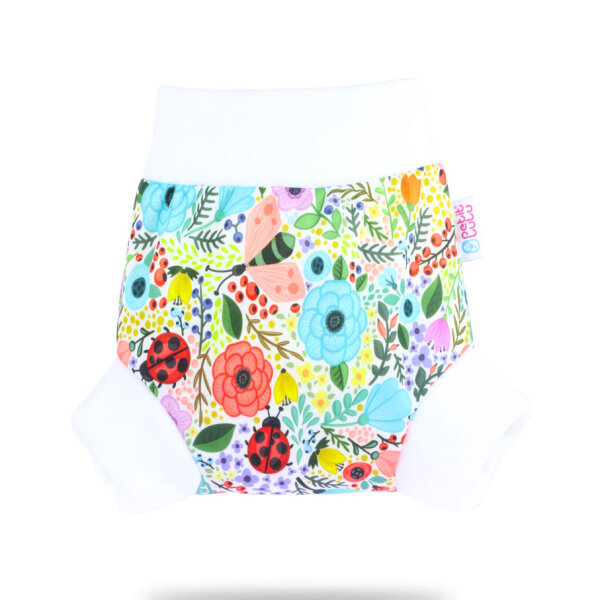 Petit Lulu pull up blecover Blooming Garden