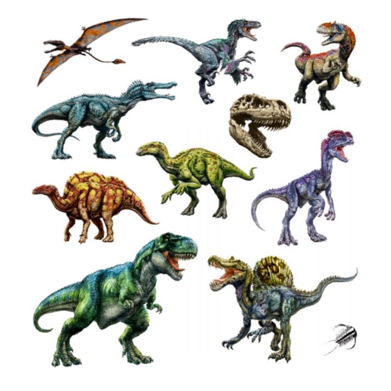 Tatoveringer Dinosaur