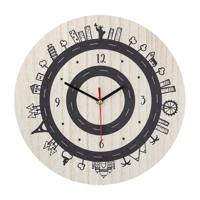 Image of Bloomingville væg ur (1763702)