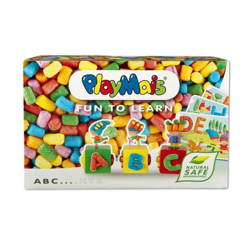 PlayMais, Fun to learn, ABC