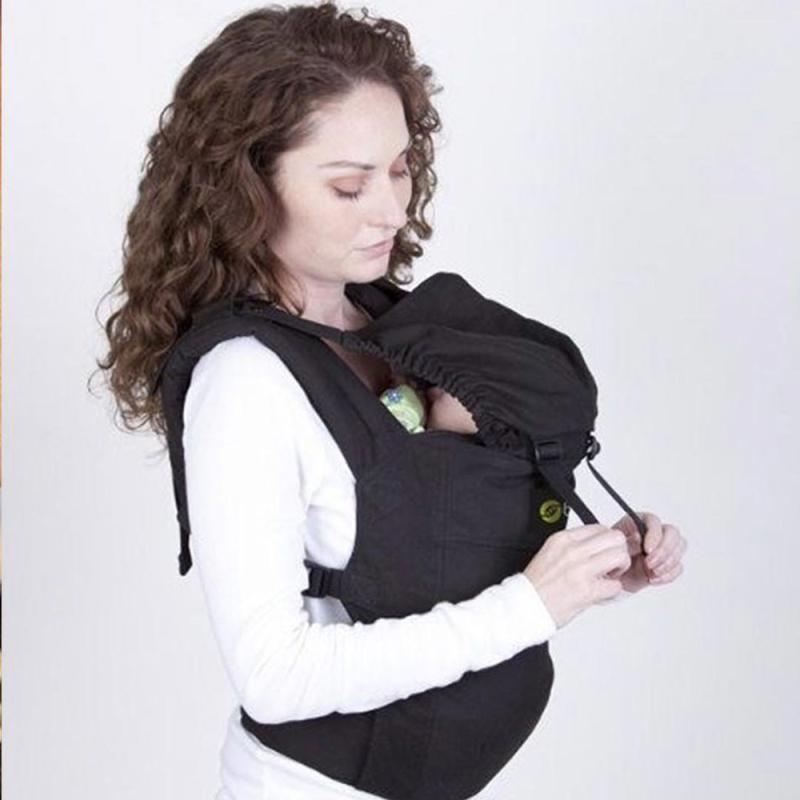 Billede af Boba bæresele hætte i sort