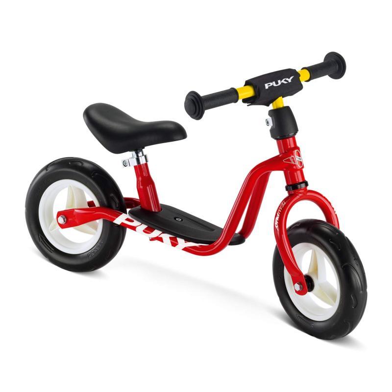 Løbecykel medium, rød