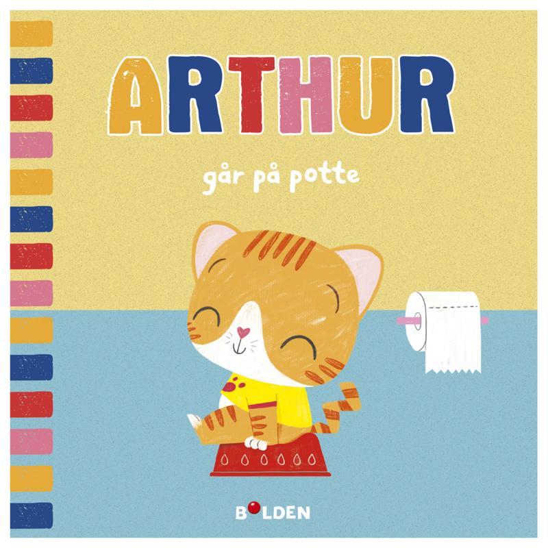 Arthur går på potte