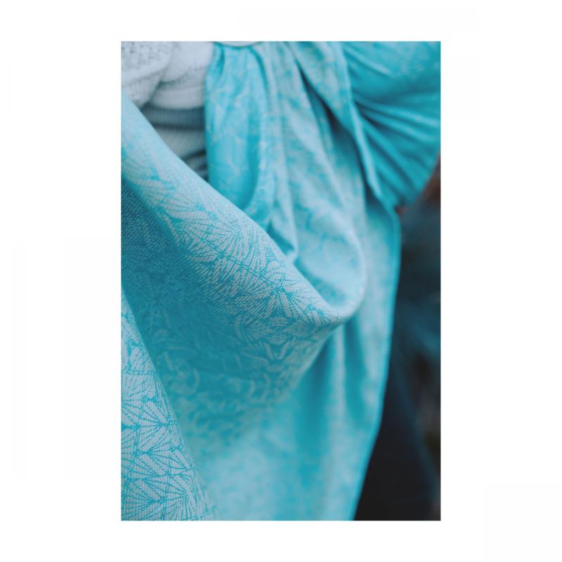 Billede af LittleFrog ringslynge Turquoise Ray
