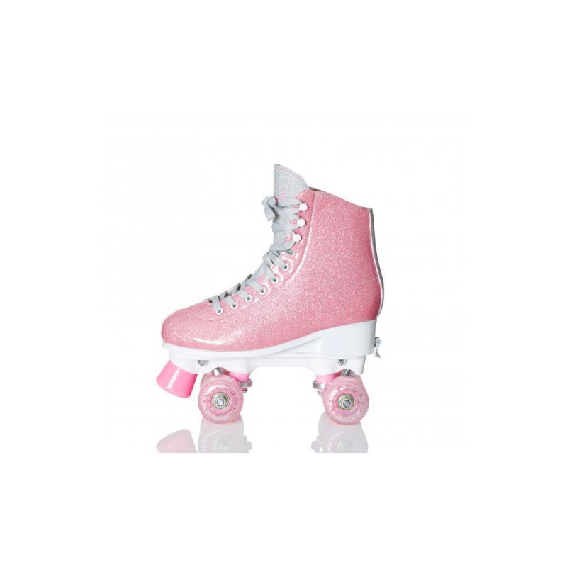 Supreme side by side rulleskøjter, Del Rey Pink