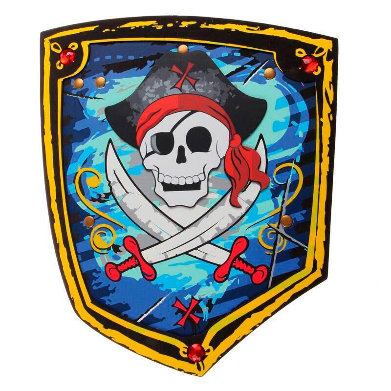 Image of Skjold - pirat (2124279)