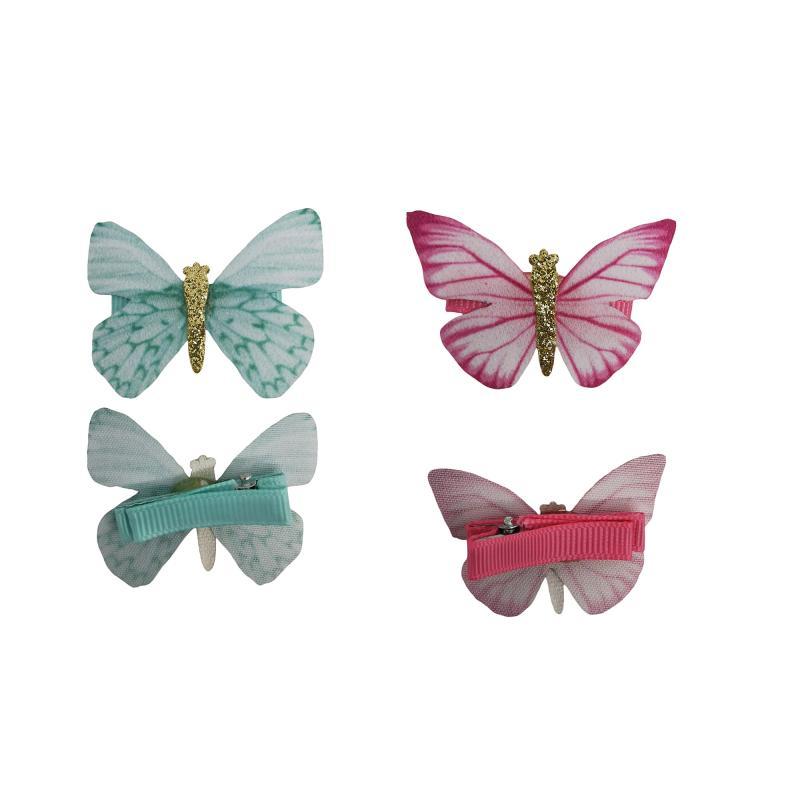 Image of Hår clips med sommerfugl (2072583)