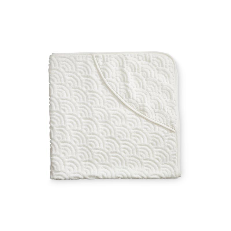 OFFWHITE babyhåndklæde fra Cam Cam