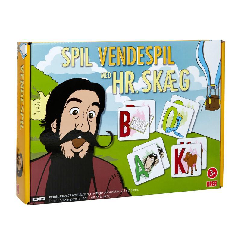 Image of Vendespil, Hr. Skæg (865632)
