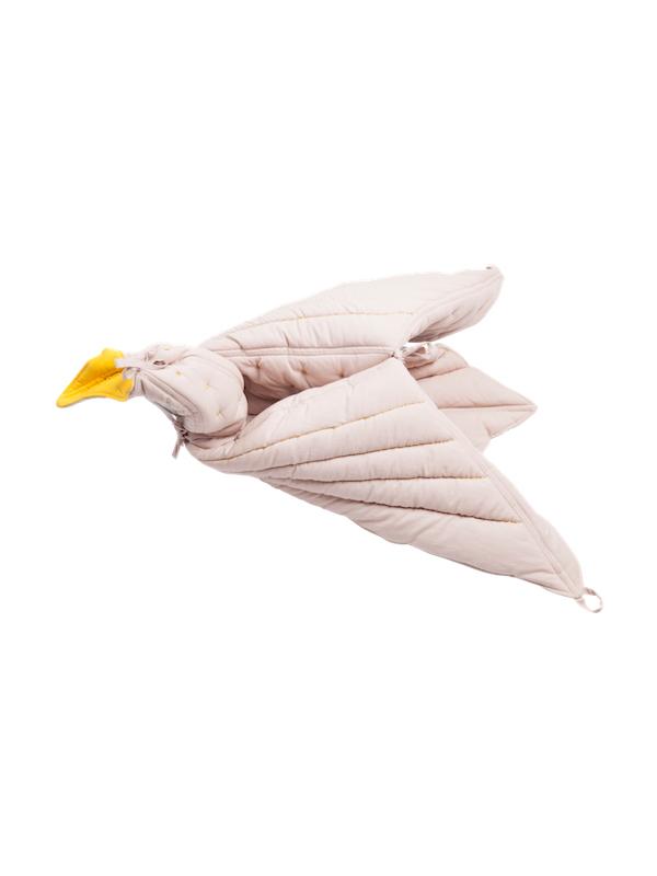Image of Dreamy bird blanket MAUVE fra Fabelab (997805)