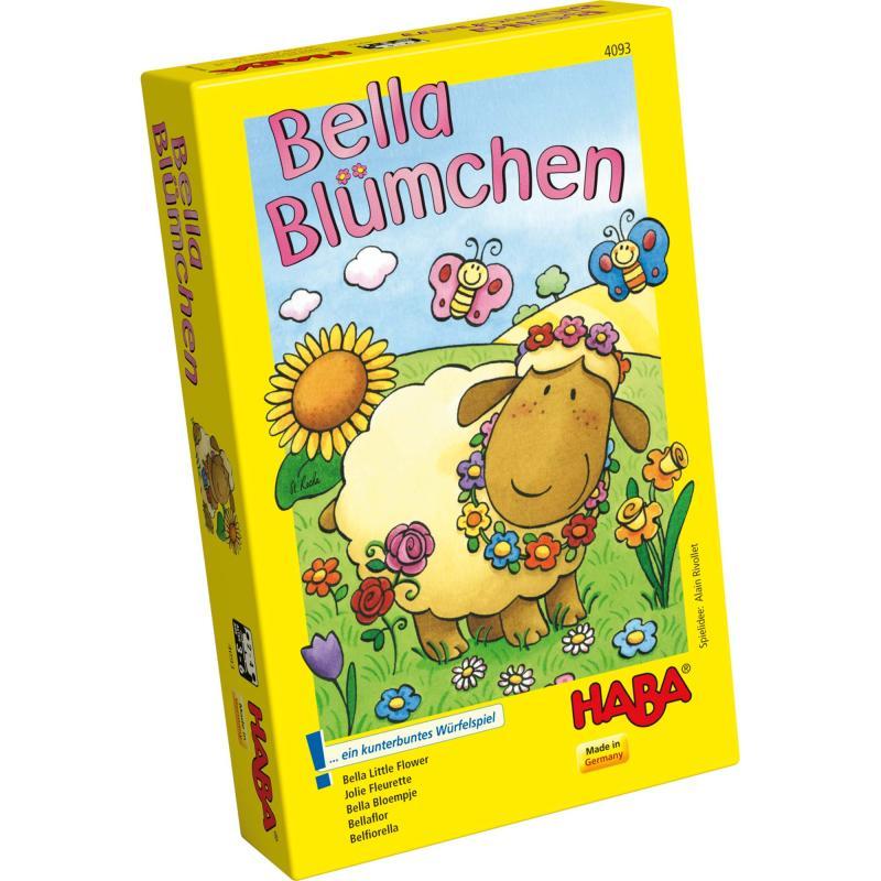 Image of Bella Blomst- spil (1360591)